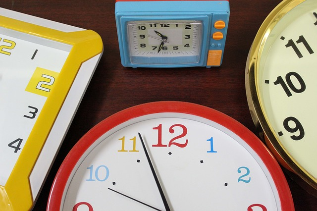 Time management - 3 things to do now
